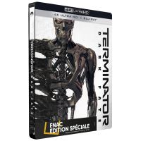 Terminator: Dark Fate Steelbook Edition Spéciale Fnac Blu-ray 4K Ultra HD