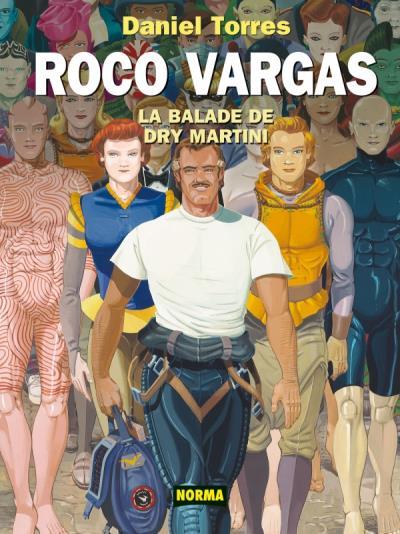 Roco Vargas T8 - La Balade de Dry Martini