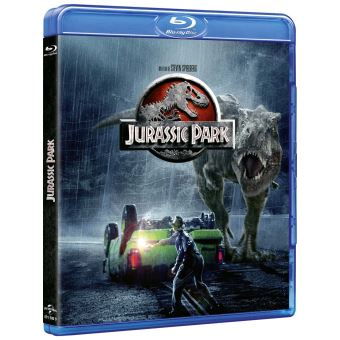 Jurassic ParkJURASSIC PARK-FR-BLURAY