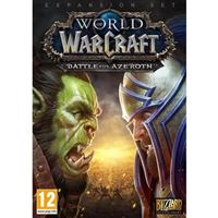 WORLD OF WARCRAFT : BATTLE FOR AZEROTH UK PC