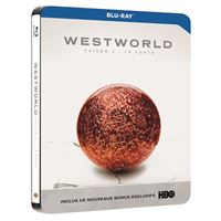Westworld Saison 2 Steelbook Blu-ray