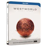 Westworld saison 2 steelbook