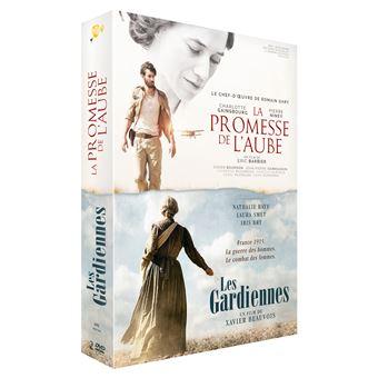 Coffret La promesse de l'aube et Les Gardiennes Edition Spéciale Fnac DVD