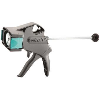 Pistolet à Cartouche Mécanique de 310 Ml Robuste de Renforcée à la fibre verre