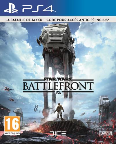 Star Wars Battlefront PS4 - PlayStation 4