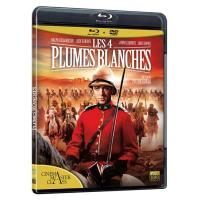 Les 4 plumes Blanches - Combo blu-Ray + DVD