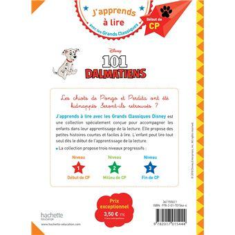SAMI ET JULIE PREMIERES LECTURLes 101 Dalmatiens CP Niveau 1
