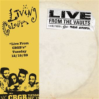 Live from cbgbs record store day