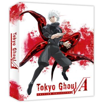 Tokyo ghoulTokyo Ghoul Saison 2 Blu-ray