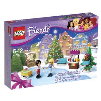Lego Friends Calendrier De L Avent.Lego Friends 41016 Calendrier De L Avent