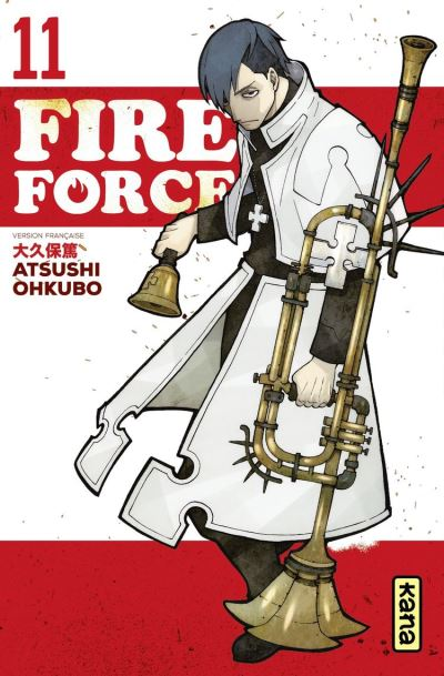 Fire Force - Tome 11 - 9782505081296 - 4,99 €
