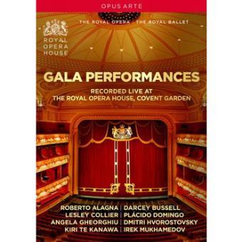 Gala Performances Ballets favoris et grands airs d'opéras DVD