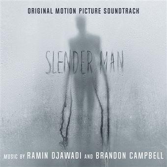 SLENDER MAN/LP COLOURED