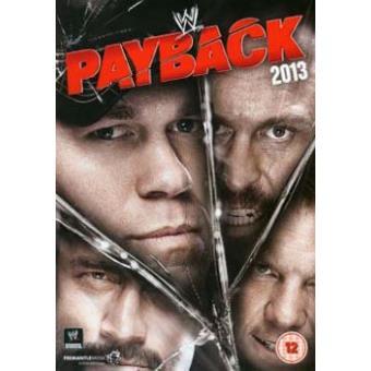 Payback 2016 WWE Français DVD