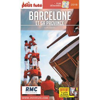 Petit Futé Barcelone et sa province