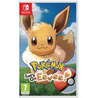 Pokemon, let's go! eevee! NL SWITCH
