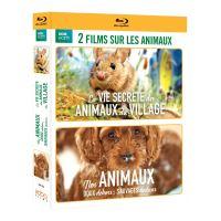 Coffret Nos animaux 2 Films Blu-ray
