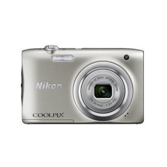 Nikon Coolpix A100Á Compact Camera Silver