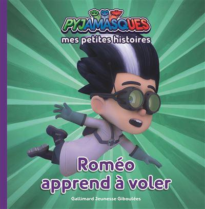 Pyjamasques : Roméo apprend à voler