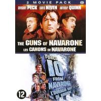 Force 10 From Navarone - Guns Of Navarone - 2 Dvd - Nl/Fr