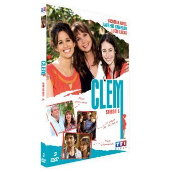 Clem Coffret de la Saison 4 - DVD