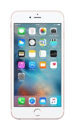 APPL Apple iPhone 6s Plus 128 Go 5.5´´ Or Rose