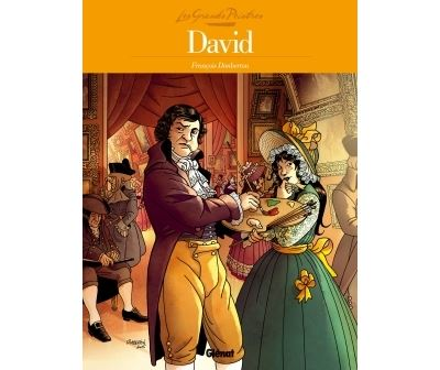 Les Grands Peintres - David