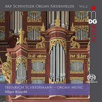 Organ Music Arp Schnitger Organ Neuenfeld Volume 2