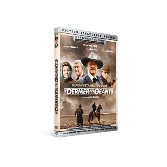 Le dernier des géants DVD