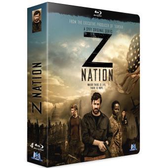 Z NationL'intégrale de la Saison 1 - 2 Blu Ray