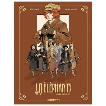 Elephant Man40 éléphants - volume 1