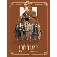 40 éléphants - volume 1