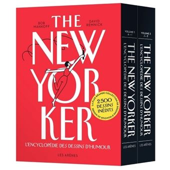 Coffret The New Yorker L Encyclopedie Des Dessins D Humour