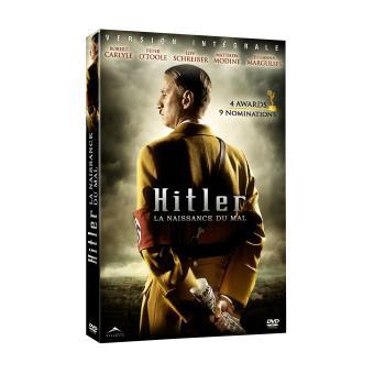 Hitler La naissance du mal DVD