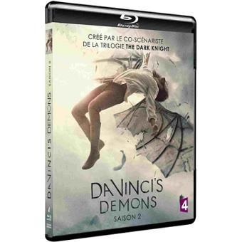 Da Vinci's DemonsDa Vinci's Demons Saison 2 Blu-ray
