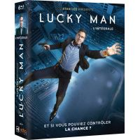 Coffret Lucky Man Saisons 1 à 3 Blu-ray