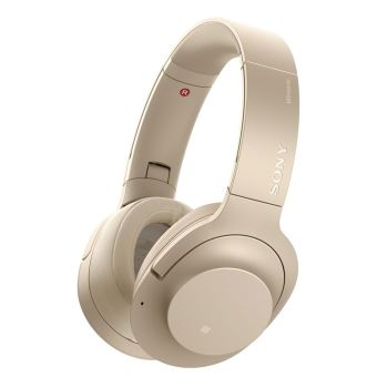 Casque Bluetooth Sony h.ear on 2 WH-H900N Or