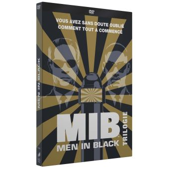 Men in BlackCoffret Men in Black La Trilogie DVD