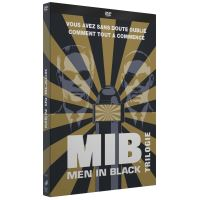 Coffret Men in Black La Trilogie DVD