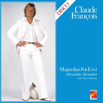Magnolias For Ever Vinyle 180 gr bleu Exclusivité Fnac