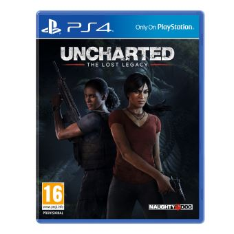 Uncharted: The Lost Legacy MIX PS4