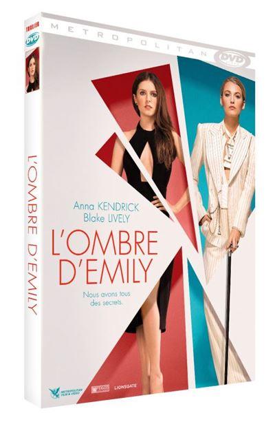 DVD du film L'ombre d'Emily