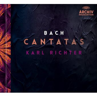 Cantatas Edition limitée Inclus livre Blu-ray Audio