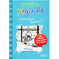 Journal d'un dégonflé - tome 6 Carrément Claustro