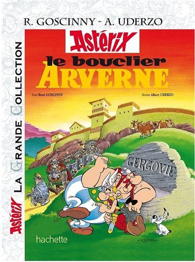 Astérix La Grande Collection - Le bouclier arverne