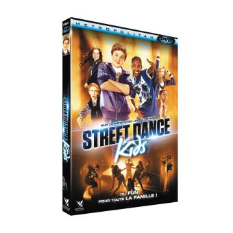 Street dance kids Blu-ray 3D