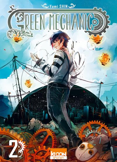 [MANGA] Green Mechanic Green-mechanic