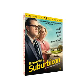 Bienvenue à Suburbicon Blu-ray