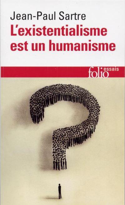 L'existentialisme est un humanisme - 9782072756146 - 6,49 €