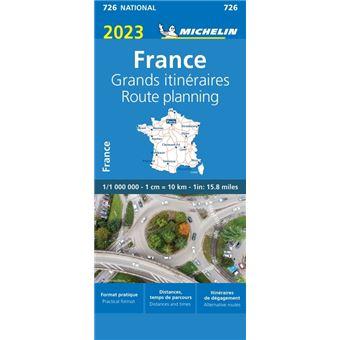 France Grands itinéraires 2017